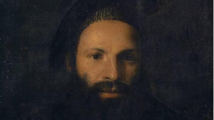 Als Piombio gekauft, lange als unbekannter venezianischer Meister deklariert und nun ein Tizian mit einem kleinen Fragezeichen: Das Porträt des Pietro Aretino ist eines von vielen Meisterwerken aus der Stiftung von Louise Bachofen-Burckhardt.