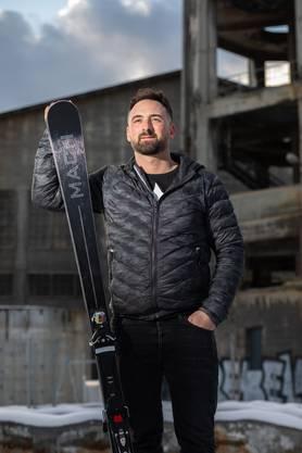 Aber eigentlich wollte der Solothurner gar nie Skis produzieren.