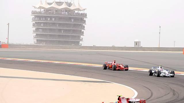 Ende Oktober wird der GP von Bahrain nachgeholt.