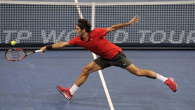 Federer in Dubai im Viertelfinal
