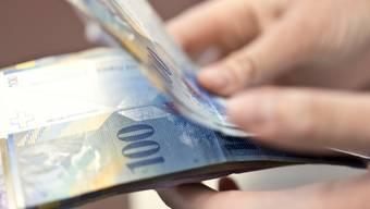 Die Männer erbeuteten 36'000 Franken beim Drogenhändler, aber das war ihnen nicht genug (Symbolbild).