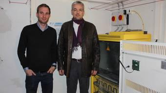 Luterbacher entwickeln die Solarenergie von morgen
