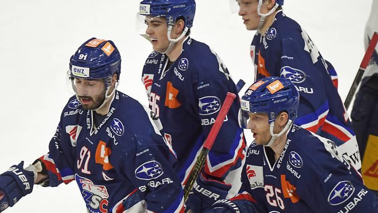 """ZSC Lions: Sieger in der NL-Qualifikation und """"bester Klub Europas"""""""