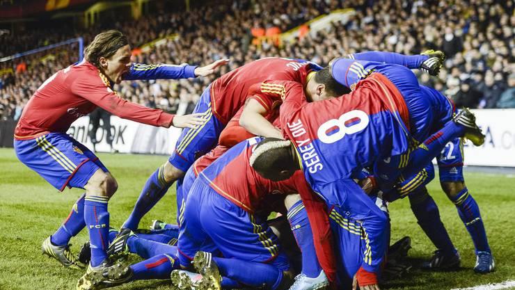 Wer den FCB zuhause gegen Tottenham jubeln sehen will, muss beim Ticketportal Viagogo horrende Preise bezahlen.