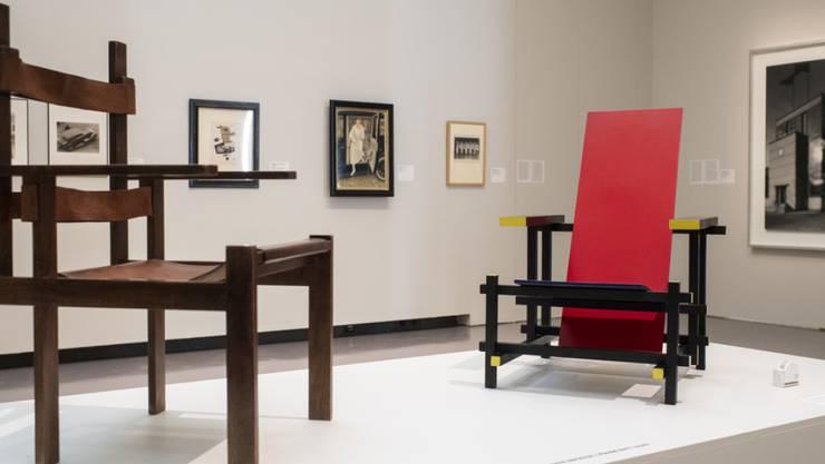 """Eine neue avantgardistische Formensprache in den 1920er Jahren: Das Kunsthaus Zürich zeigt in der Ausstellung """"Schall und Rauch. Die wilden Zwanziger"""" die Experimentierfreude und Aufbruchstimmung dieser Epoche."""