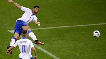Impressionen zum Sieg der Azzurri gegen schwache Belgier
