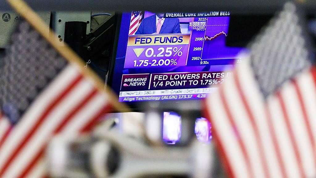 US-Behörden wie die US-Notenbank haben die Pläne von sechs Grossbanken für eine Abwicklung im Krisenfall bemängelt. (Symbolbild)