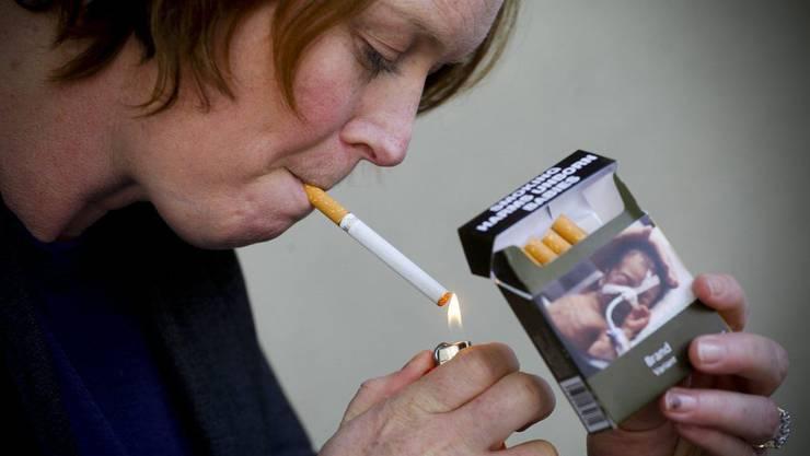 Da vergeht Rauchern die Lust