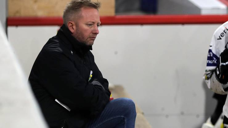 Die Einsamkeit des Trainers: Fredrik Söderström.