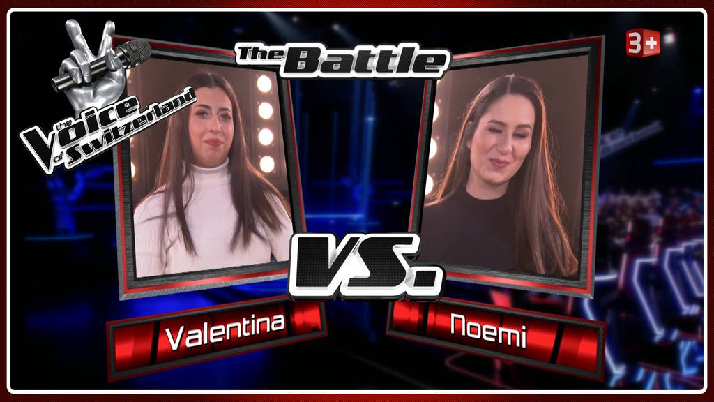 Staffel 1 - Folge 8 | Battle Valentina vs Noemi