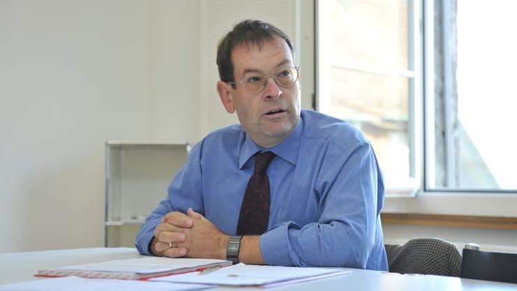 Andreas Eng will in den Regierungsrat.