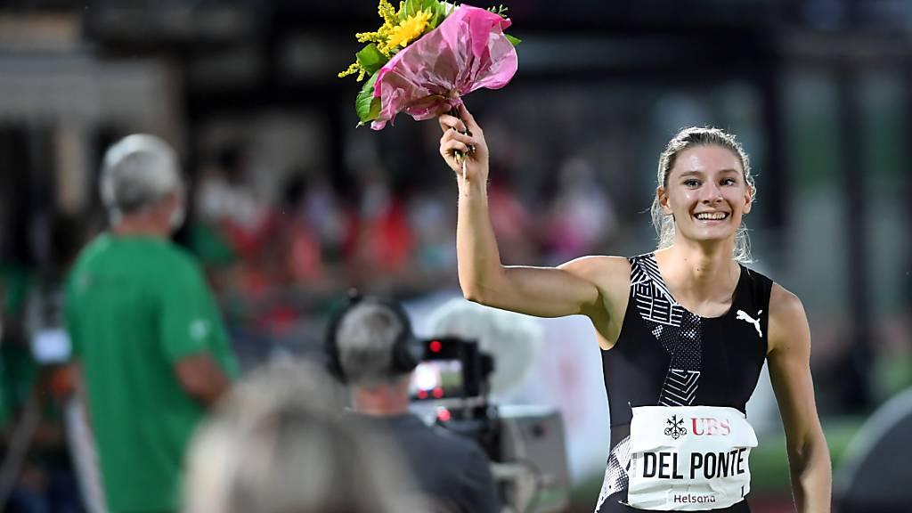 Ajla Del Ponte lässt sich in ihrer Heimat feiern
