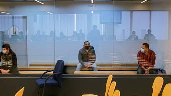 Mehr als drei Jahre nach dem islamischen Anschlag in Barcelona von 2017 hat der Strafprozess gegen drei der Beteiligten begonnen. Foto: Uncredited/POOL EFE/AP/dpa
