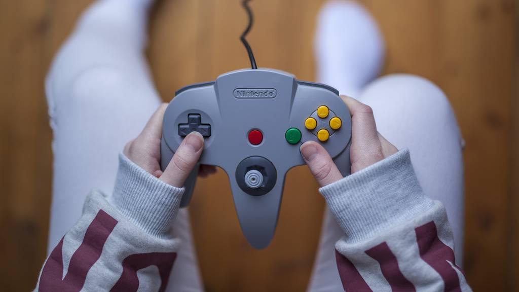 Dafür hast du dein Nintendo64-Chästli noch nie eingesetzt