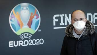 Wegen des Coronavirus wurde die Fussball-Europameisterschaft auf 2021 verschoben.