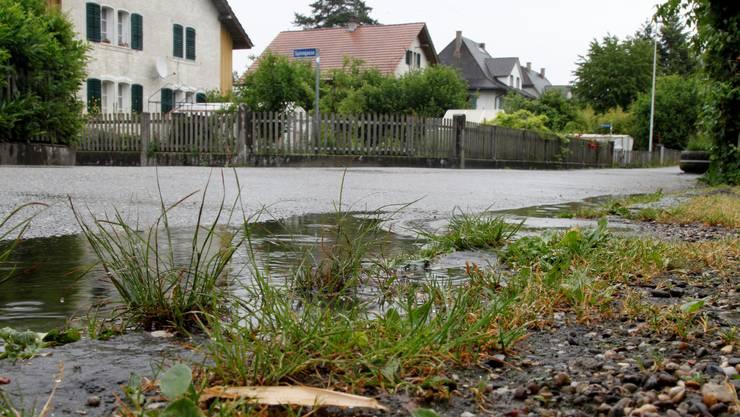 Die Böden sind mit krebserregenden Stoffen und Schwermetallen verseucht.