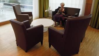 Zu Besuch auf der neu eröffneten Demenzabteilung im Alters- und Gesundheitszentrum Ruggacker