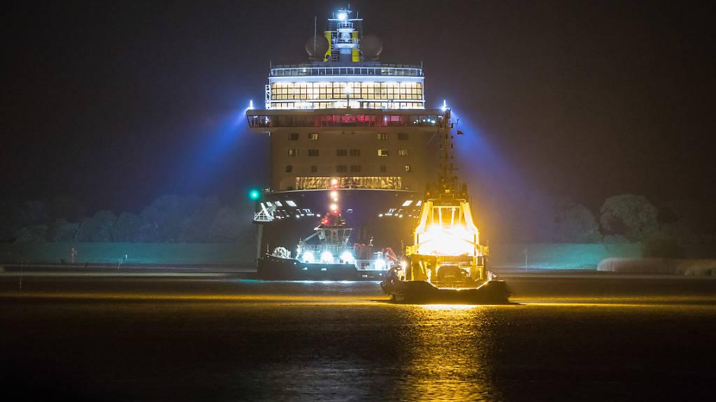 Das Tauziehen um das Kreuzfahrtschiff «Zaandam» und dessen geplante Einfahrt in den Hafen von Fort Lauderdale (Florida) geht weiter. Unterdessen hat sich US-Präsident Donald Trump in das Drama eingeschaltet. (Symbolbild)