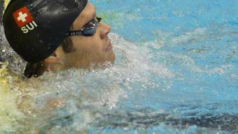 Dominik Meichtry erfüllte in Oerlikon die Olympia-Limite.
