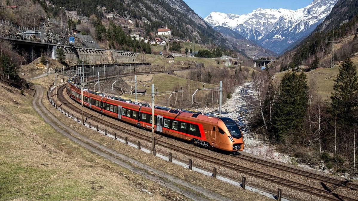Der Historiker Kilian Elsasser will die Gotthard-Bergstecke als Unesco-Weltkulturerbe eintragen lassen.