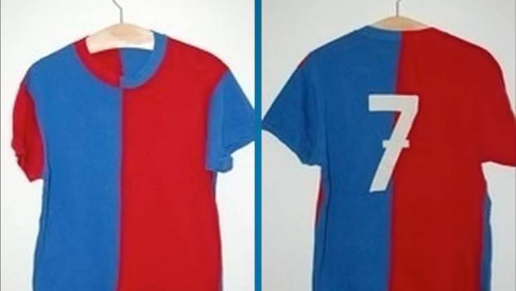 Saison 1971-72 - Uefa Cup Heimtrikot