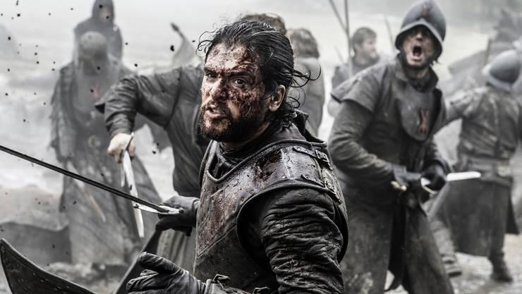 «Der Krieg ist nicht vorbei» – Jon Snow (Kit Harington) will Westeros vor der Armee der Untoten beschützen.