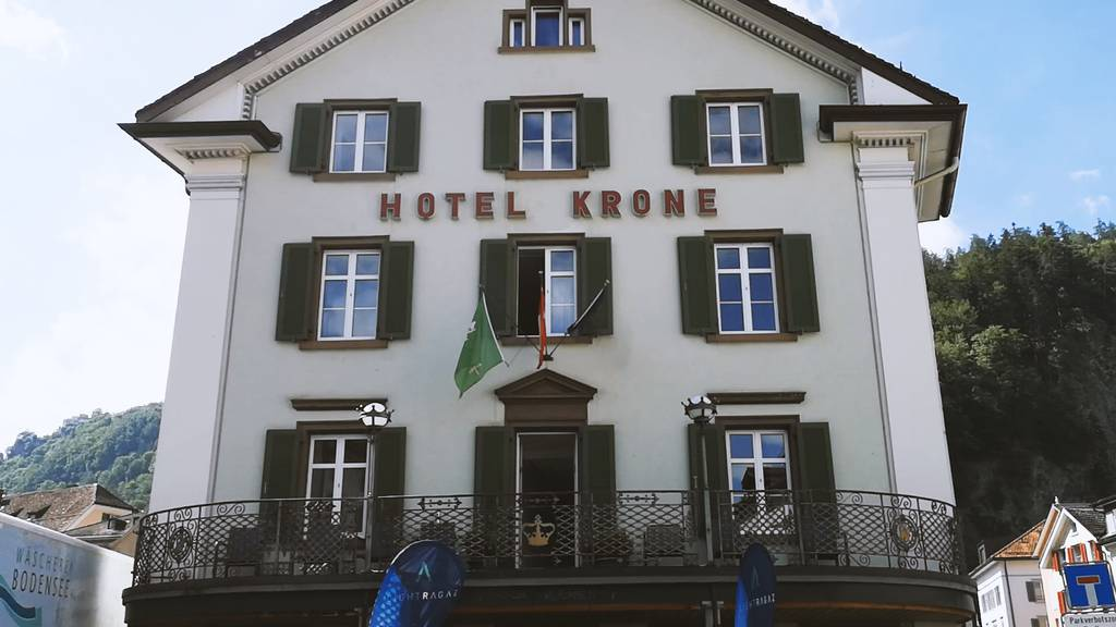 Das «intelligente» Hotel – und wie es drinnen aussieht