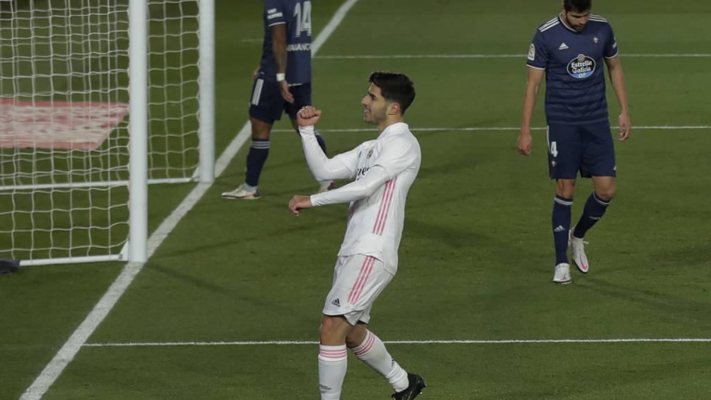 Real Madrid neuer Leader - zumindest für eine Nacht