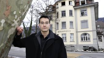 Richard Aschberger ist zusammen mit Ivo von Büren und Marc Willemin nominiert.