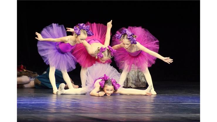 Schauspiel und Ausdruck sind genau so wichtig wie das Tanzen selbst.