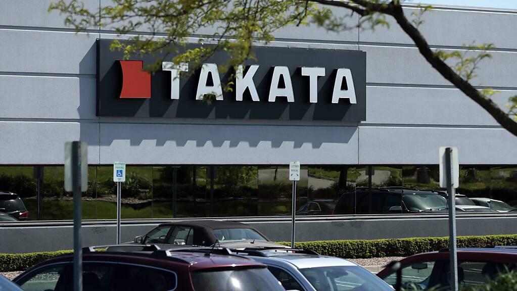 Der Takata-Konzern, der Airbags herstellt, sieht sich erneut mit einer Untersuchung durch die US-Verkehrsbehörde konfrontiert. (Archivbild)