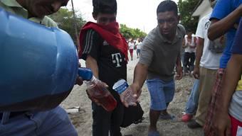 In Mexiko-Stadt ist in den kommenden Tagen Wassersparen angesagt. (Symbolbild)
