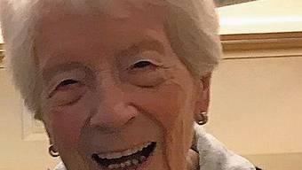 Klara Hunn lebte 103-jährig noch in ihrer eigenen Wohnung.