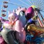Das Riesenrad war eine der Hauptattraktionen am diesjährigen Zibelimäret.