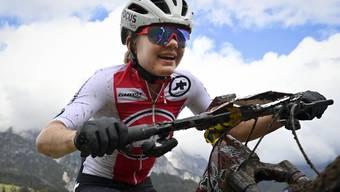 Bei den Weltmeisterschaften im österreichischen Leogang belegte Sina Frei den vierten Rang, 45 Sekunden hinter dem Bronzeplatz.