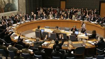 Die 15 Mitglieder des UNO-Sicherheitsrates feilschen weiter um die Syrien-Resolution