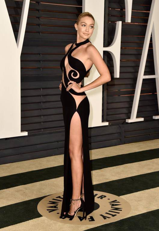 Die bezaubernde Gigi Hadid (© Getty Images)