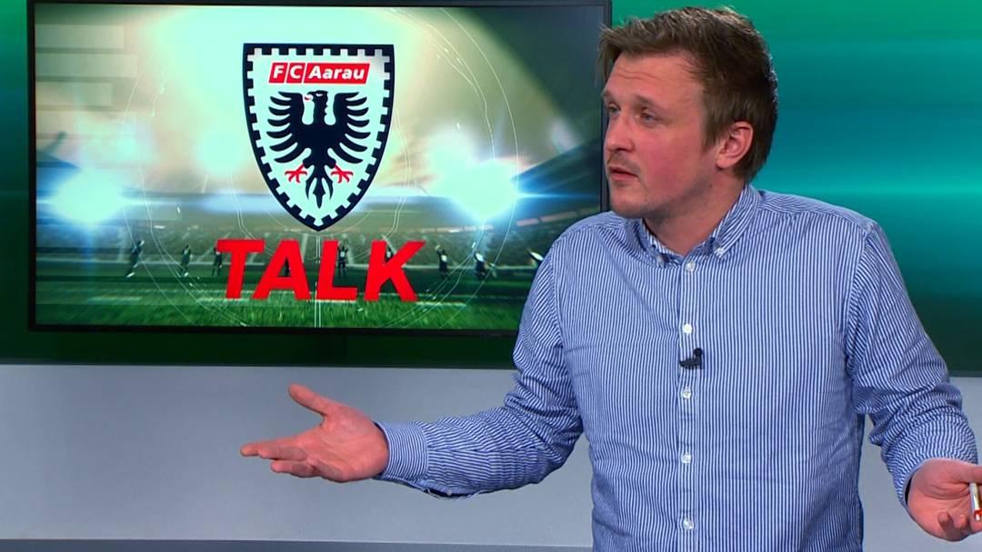 Aarau-Star Neumayr kitzelt die Klubführung: «Endlich hat ein Spieler den Mut, Klartext zu sprechen»