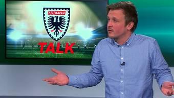 Die AZ-Fussballexperten Ruedi Kuhn und Sebastian Wendel debattieren über die neuesten Entwicklungen beim FC Aarau.