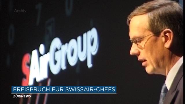 Swissair-Klage abgewiesen