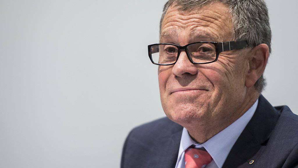 Der Zürcher Finanzdirektor Ernst Stocker hat am Freitag ein ausgeglichenes Kantonsbudget 2019 präsentiert - es wird sich aber wegen zwei inzwischen erforderlichen Nachträgen noch verschlechtern. (Archivbild)
