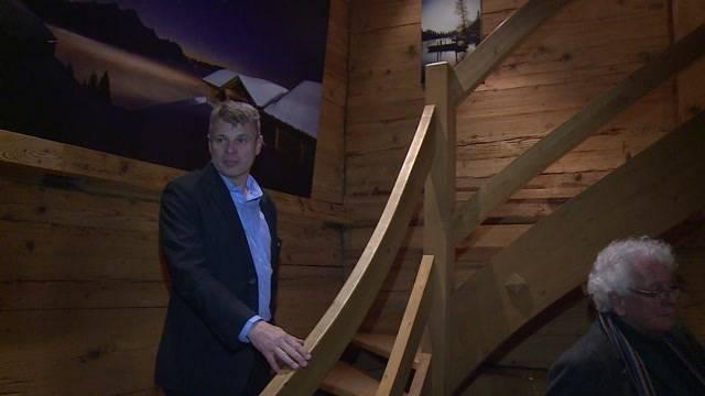 Siegestour mit Christoph Ammann