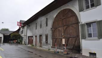 Die Zehntenscheune in Dietikon soll bald zu einem Kulturraum umgebaut werden.