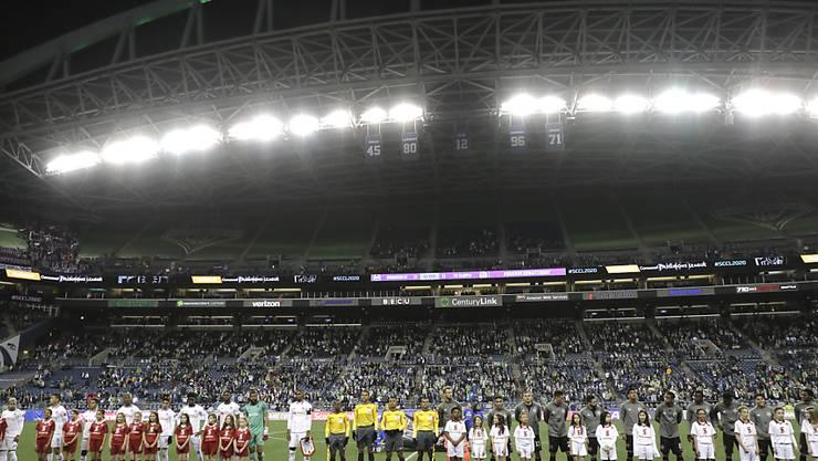 Der Fussball leidet weiterhin unter der Corona-Pandemie