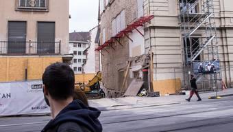 Dank dem Stadtcasino-Neubau entsteht zwischen Barfi und Steinenberg eine neue Gasse. Die braucht natürlich einen Namen.