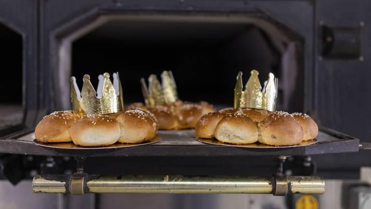 «Moser's» in Schlieren zum Beispiel wird dieses Jahr etwa 20 Prozent weniger Dreikönigskuchen produzieren als normalerweise.