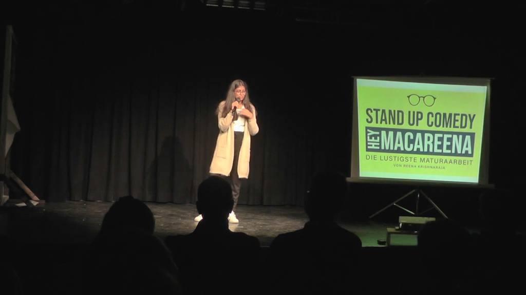 Grosser Auftritt: 17-Jährige schreibt Comedy als Maturaarbeit