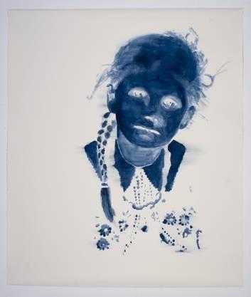 Gemälde, Aquarelle und Inkjetprints. 24. März bis 26. Mai 2019 / Vernissage: Samstag, 23. März 2019, 16.30 Uhr.