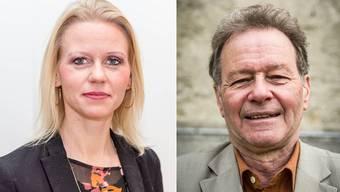 Lilian Studer und Heiner Studer