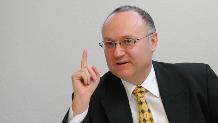 Der Wirteverband mit Präsident Maurus Ebneter fürchtet um Qualität.